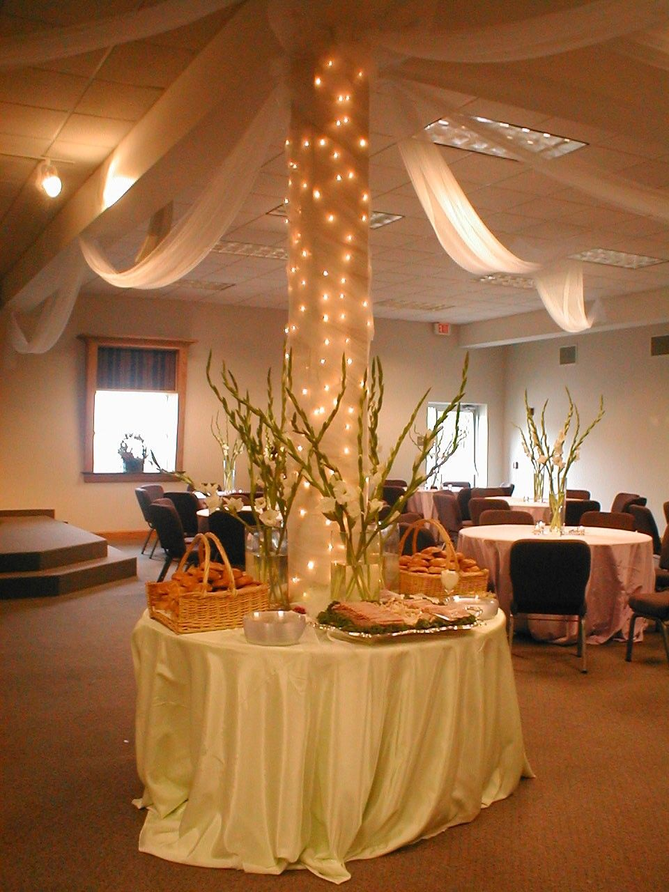 Wedding Reception Heavy Hors DOeuvres For 300