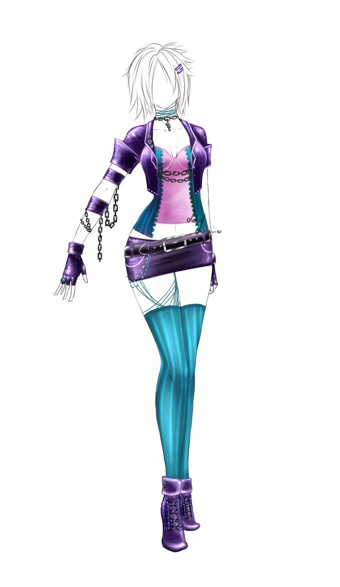 Outfit design - 38 - closed by LotusLumino on deviantART | Character u0026 Outfit Inspiration ...