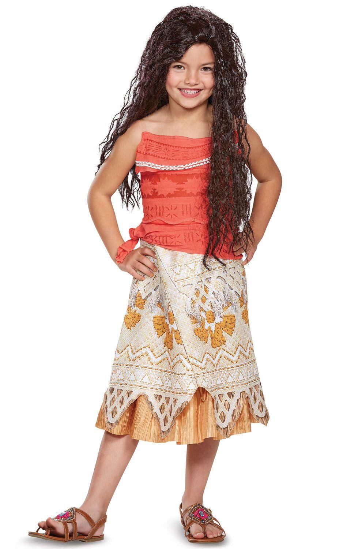 Disney Moana Classic Toddler/Child Costume Disfraz de