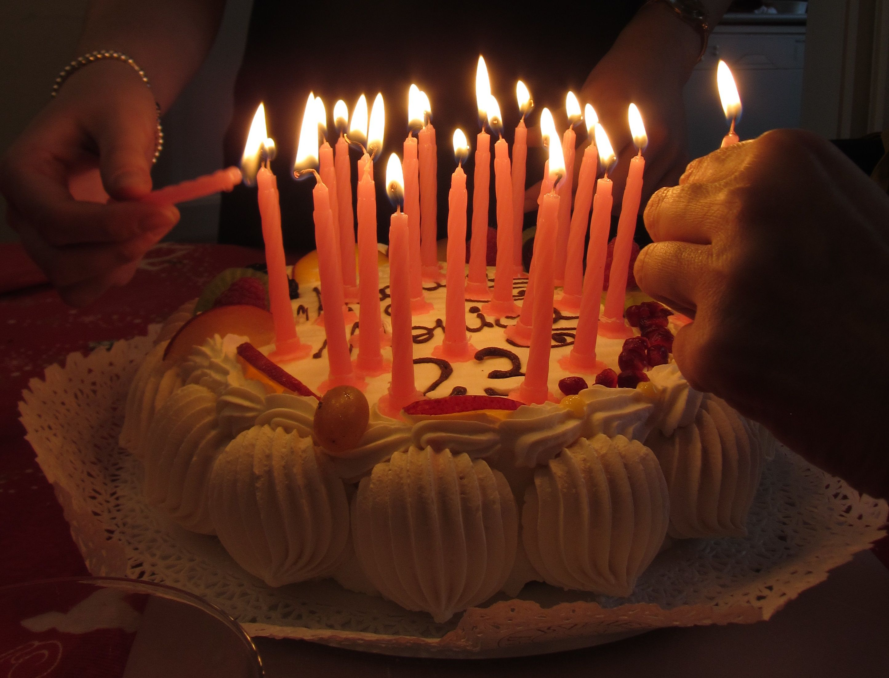 Phenomenal 25 Beautiful Photo Of Birthday Cake Candle With Images Funny Birthday Cards Online Inifofree Goldxyz