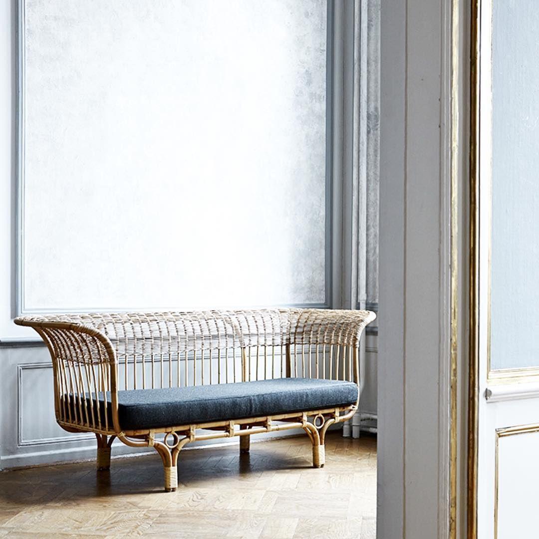 Na Maison Object, Sofa Belladona, collection Icons, Franco Albini ...