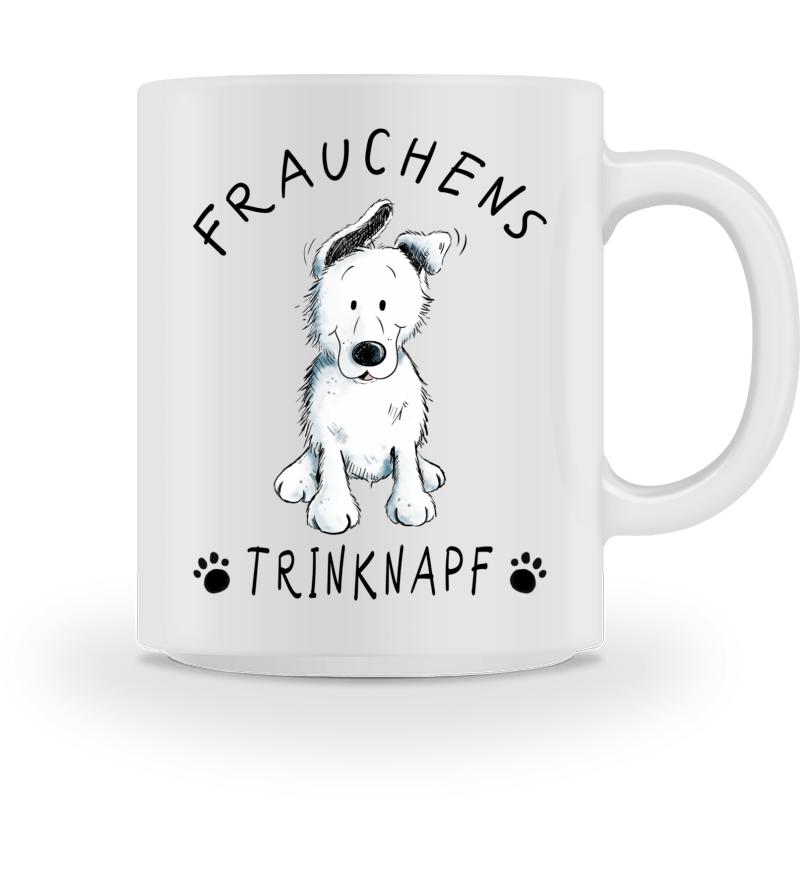 Frauchens Trinknapf Weisser Schaferhund Welpe In 2020 Weisser Schaferhund Welpen Welpen Weisser Schaferhund