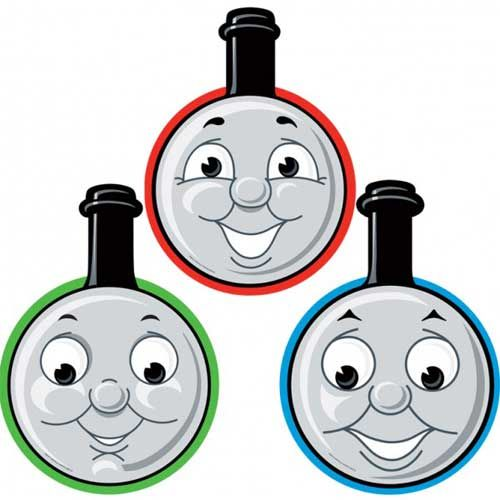 picture about Thomas and Friends Printable Faces identify Thomas\