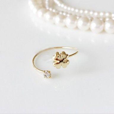Flower ring - RING