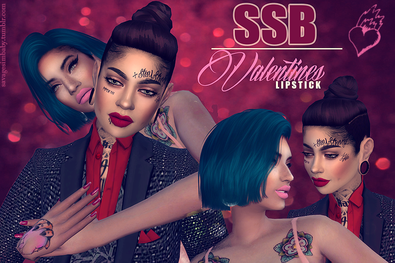 Save Sim Baby | Happy Valentines Day PT.2.