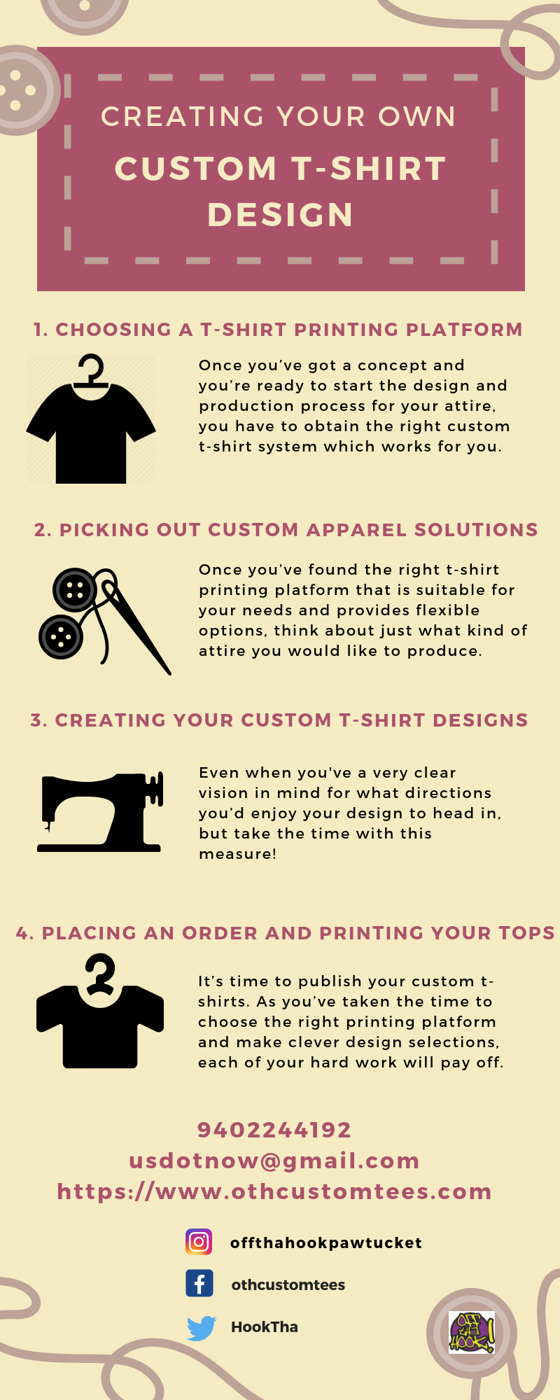 610e0c3da Do you need of custom t-shirt design service, then stop your search at Off  Tha Hook that specializes in offering the best services including heat  transfers, ...