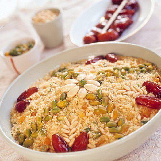 Seffa fruits secs. Lalla Moulati. Cuisine Marocaine ...
