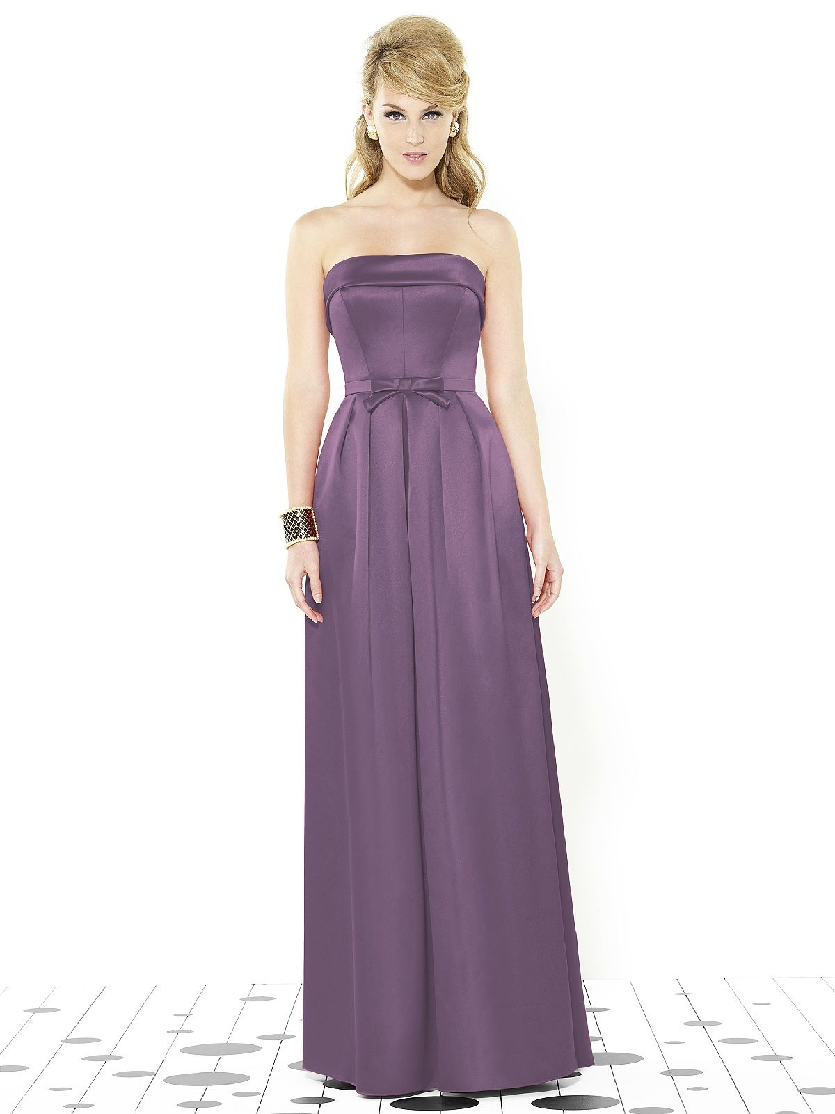 After Six Bridesmaids Style 6720 http://www.dessy.com/dresses/bridesmaid/6720/