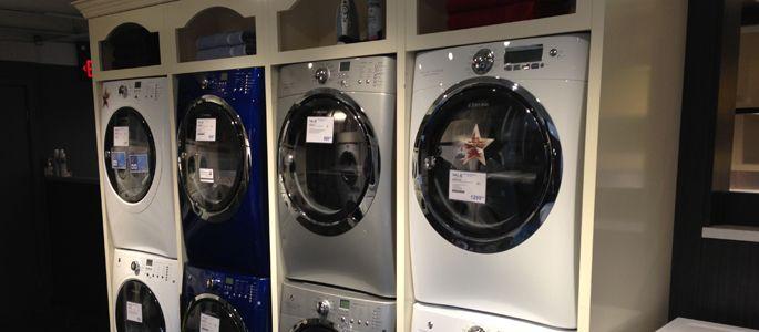 Home Appliance Lighting Blog Washer Lights and Modern