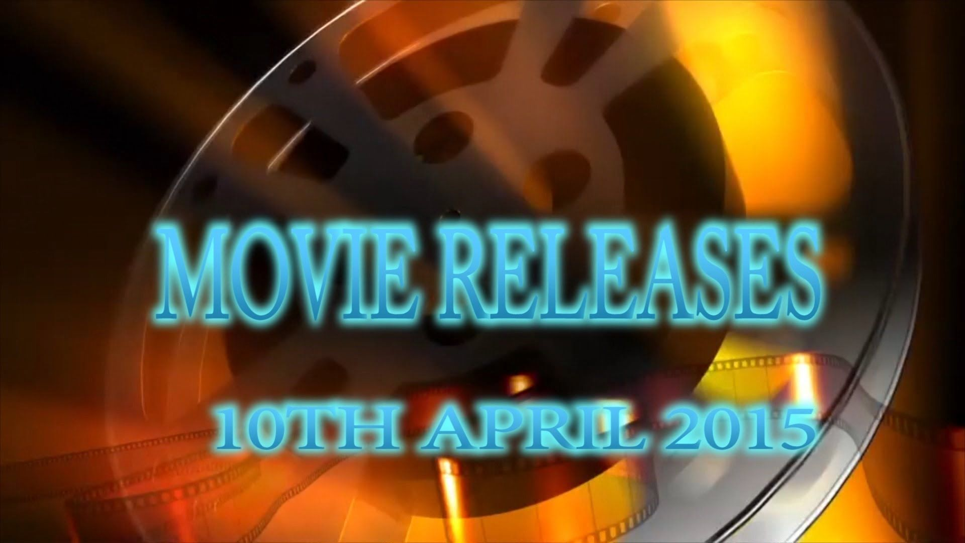 Movie Releases, Movie News & Movie Trailers for April 10th 2015    PopcornCinemaShow takes a look at what new at the cinema with this weeks new film releases.  Film News    Movie Releases ; Film Releases ; Cinema Releases   https://www.youtube.com/user/PopcornCinemaShow