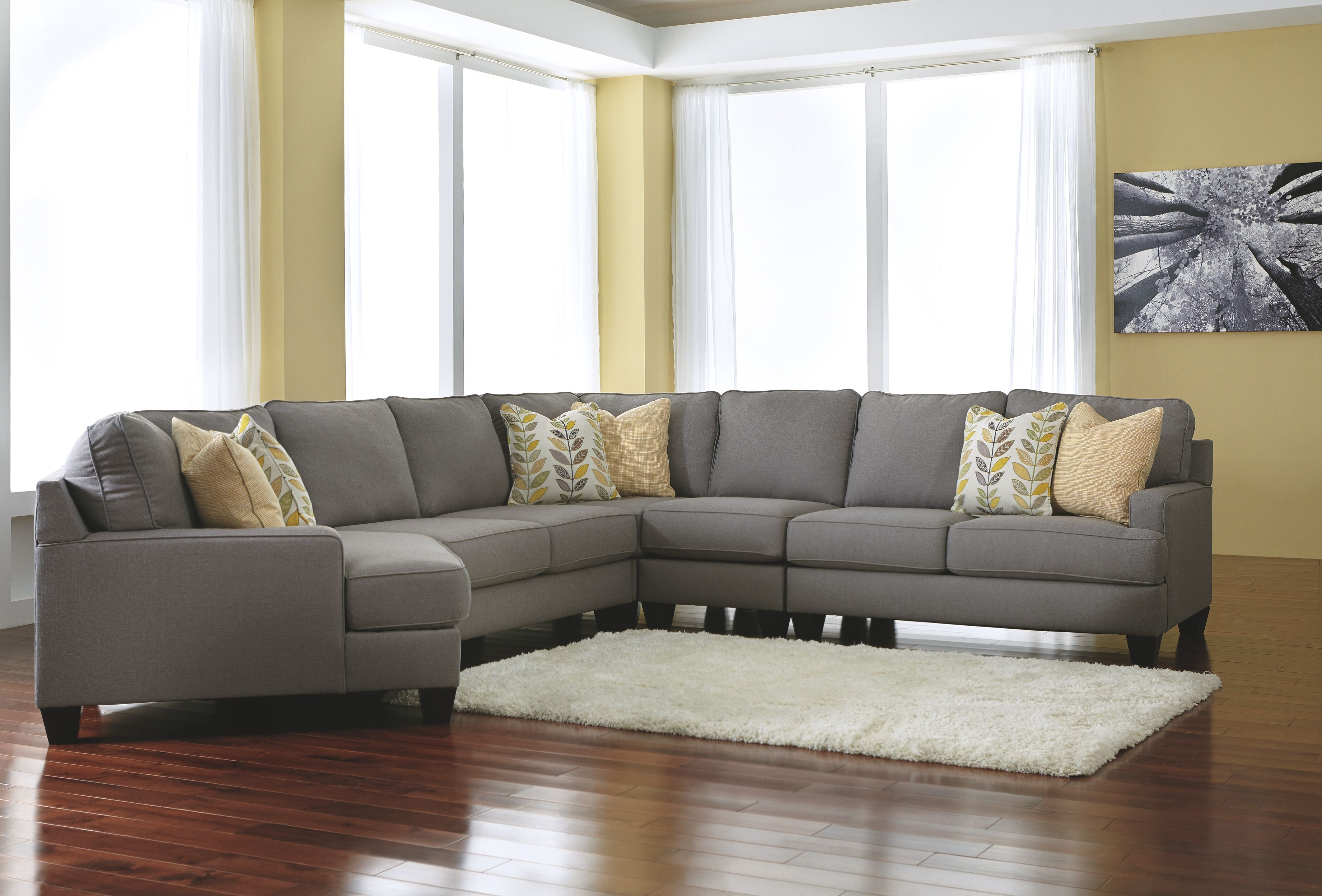 Chamberly 5 Piece Sectional Alloy Products Pinterest