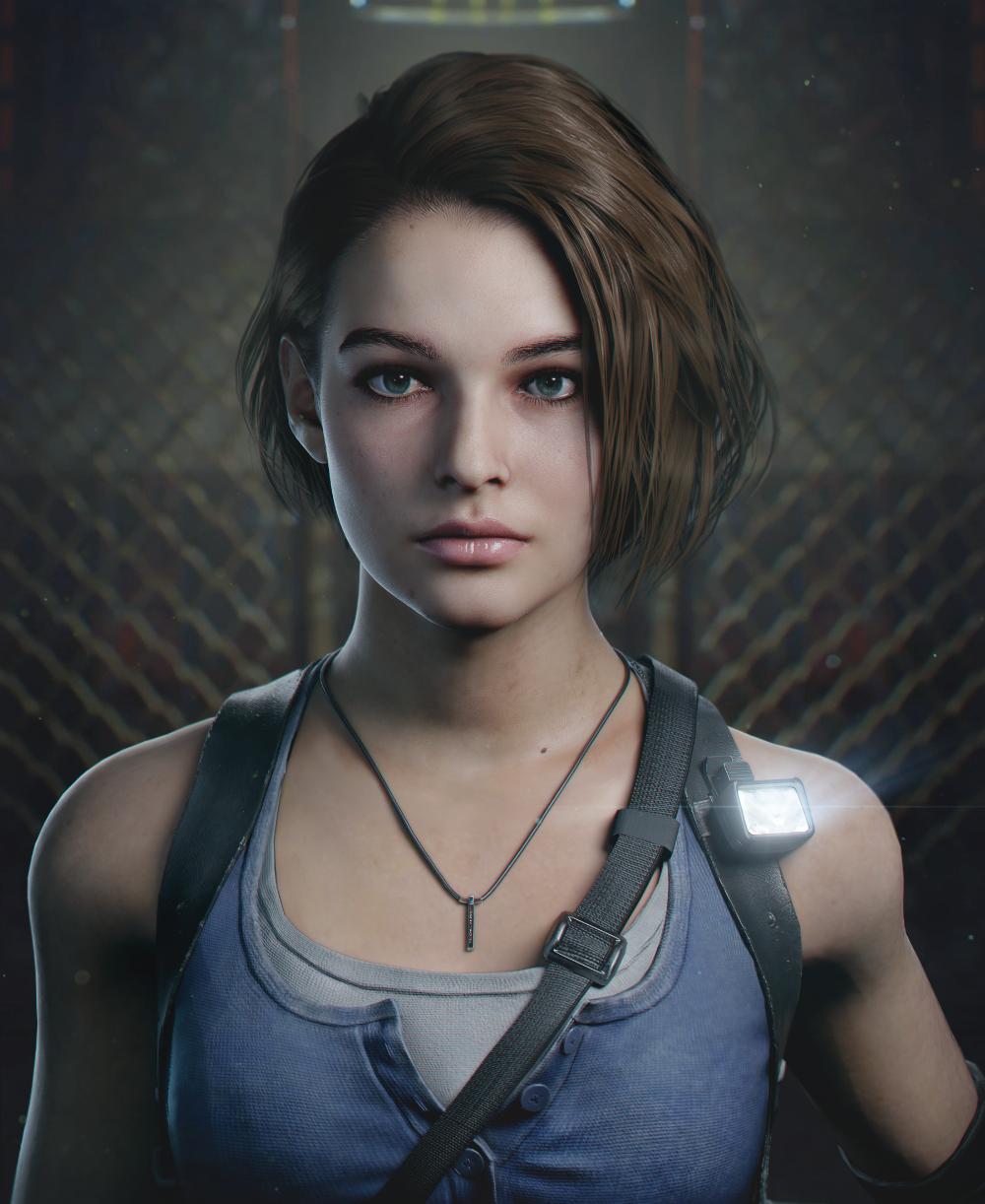 Resident Evil 3 Remake Jill By Demonleon3d On Deviantart Resident Evil Girl Resident Evil Anime Resident Evil Tattoo