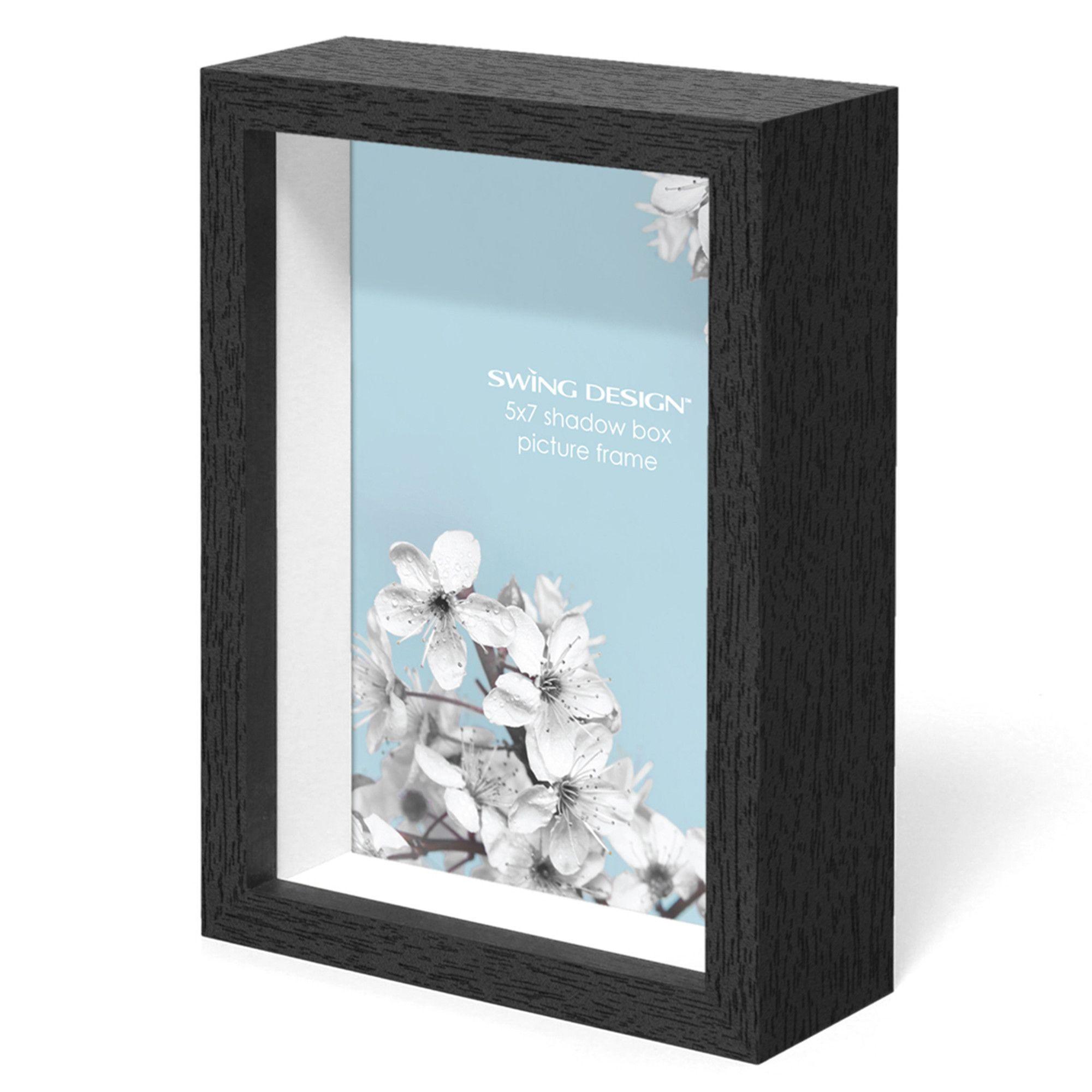 Chroma shadow box frame black 5x7 shadow box frames and products chroma shadow box frame black 5x7 jeuxipadfo Image collections