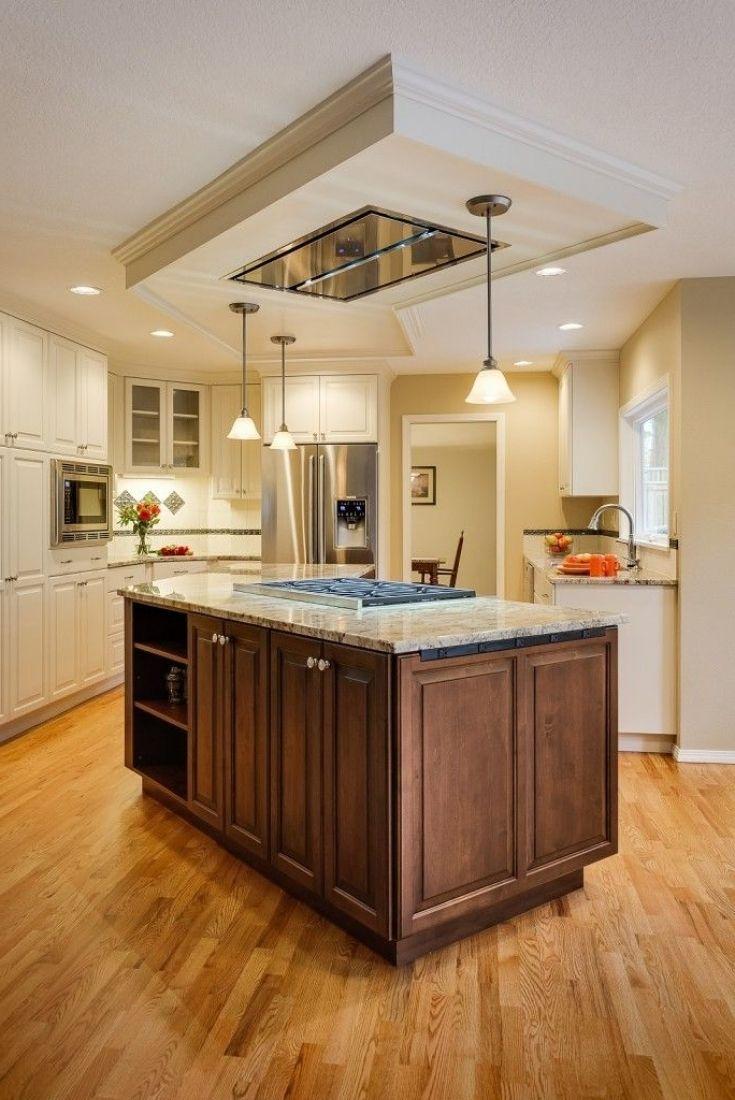 Totally Inspiring Kitchen Island Exhaust Fans Hoods   Kitchen ...