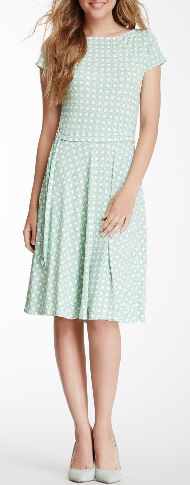 Cap Sleeve Ilana Dress
