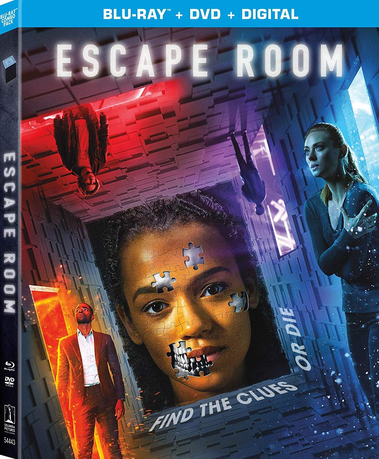Escape Room Blu Ray Sony Pictures Recent And Upcoming Blu Rays