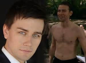 Torrance coombs shirtless