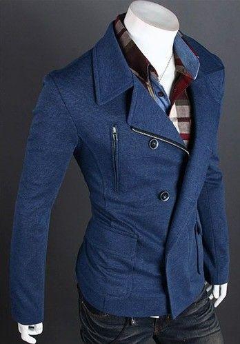 SLS Distributors Men's Boutique, LLC - Executive Zip Blazer, $56.89 (http://www.slsdistributors.com/executive-zip-blazer/)