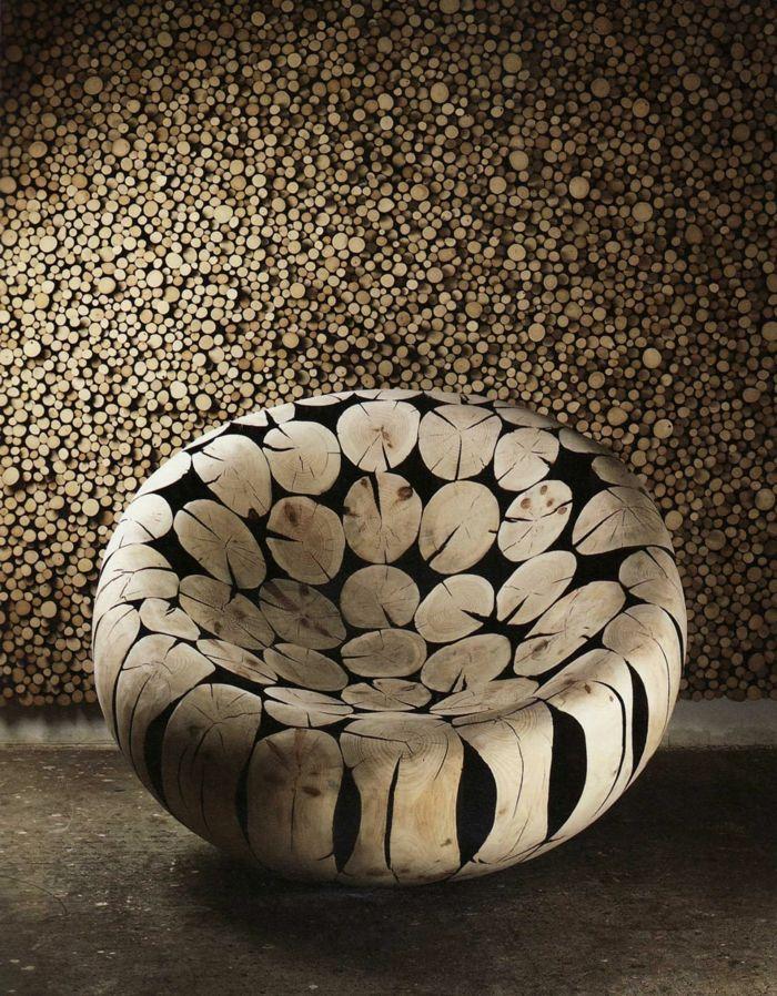 Zeitgenössische Kunst aus Holz fordert unser Feingefühl heraus ...