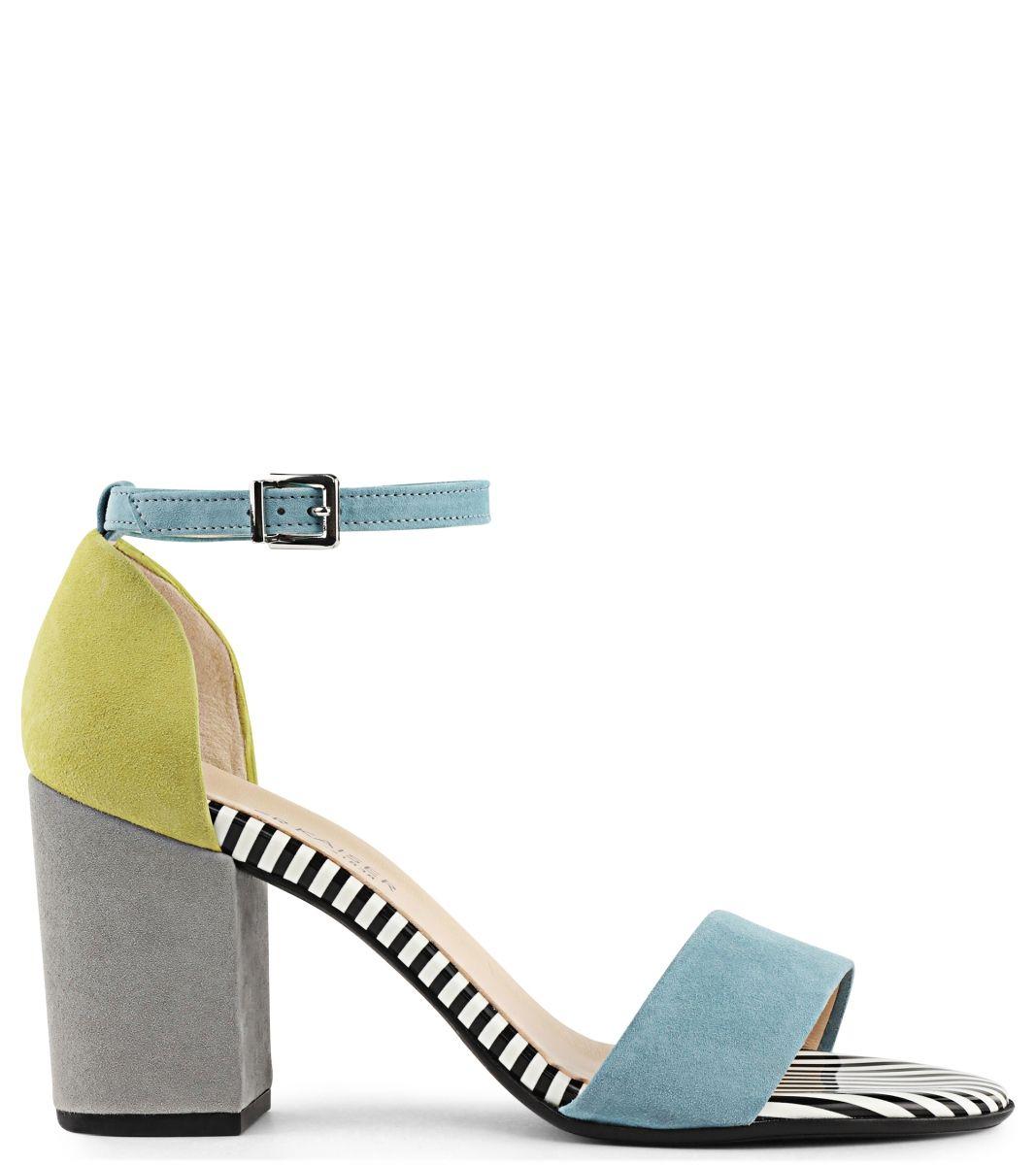 timeless design e7944 2a16e Peter Kaiser | Adilia - Sandalette - multicolor Sandalette ...