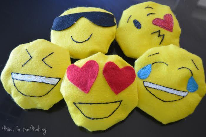 Diy Emoji Plushies Plushies Diy Emoji