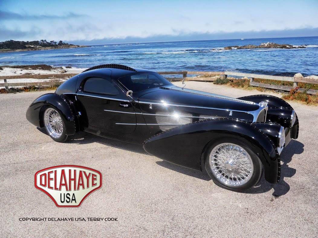 1937 bugatti type 57s atlantic replica for sale 1741078 hemmings motor news auto. Black Bedroom Furniture Sets. Home Design Ideas