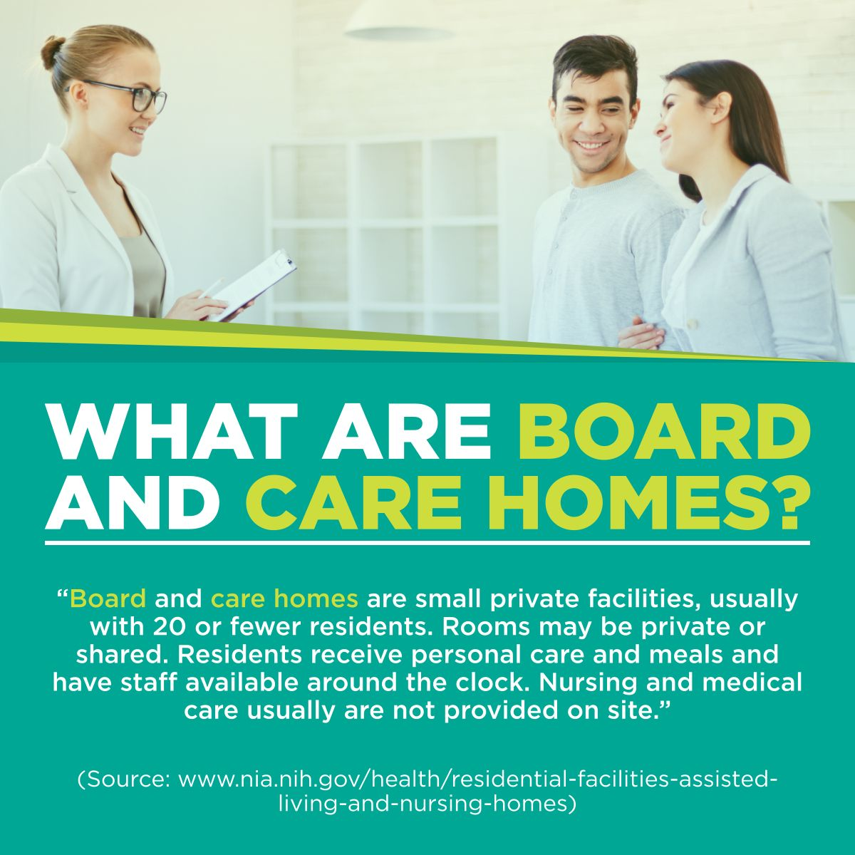 What Are Board and Care Homes?