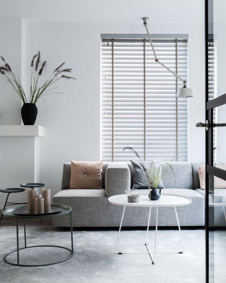 Photo of Grijze JASNO blinds die weer verliefd zijn op je huis!