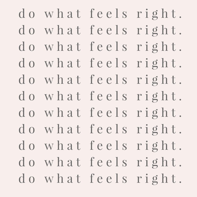 Pink Quote Do What Feels Right Quotes To Live By Pinterest