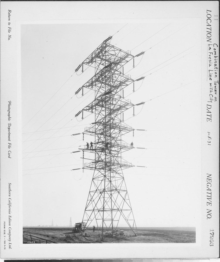 la fresa transmission line g  haven bishop 1931
