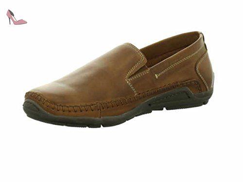 Fuencarral 15a_v16, Mocassins (Loafers) Homme, Marron (Brandy), 25 EUPikolinos