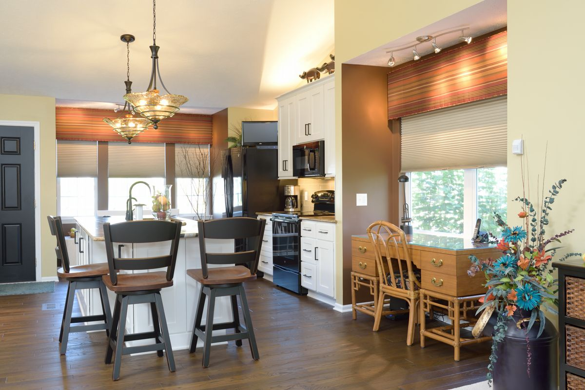 Kitchen Remodel By DeHaan Remodeling Specialists Kalamazoo MI Features Our Great  Northern Cabinetry
