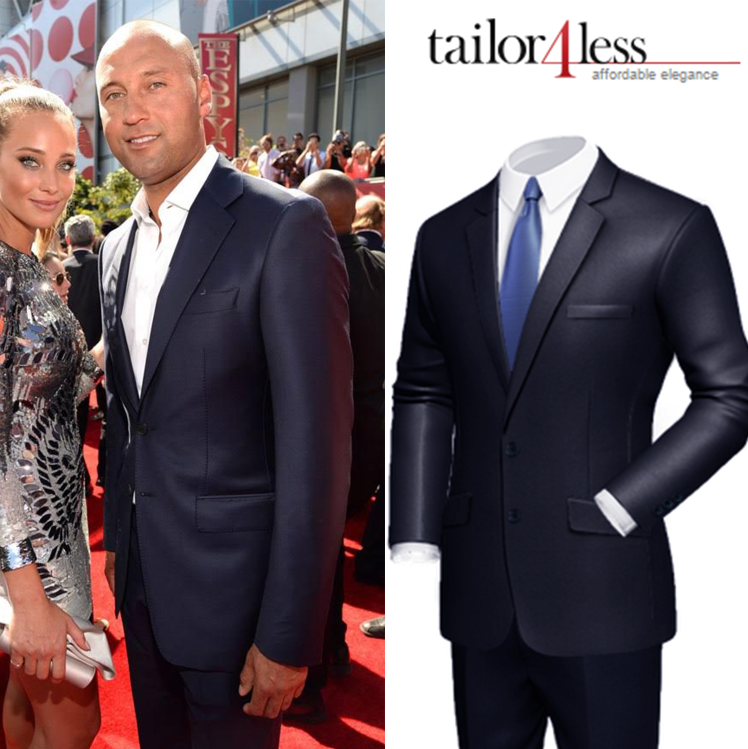 Customize your own Derek Jeter classy suit on #ESPY awards: http ...