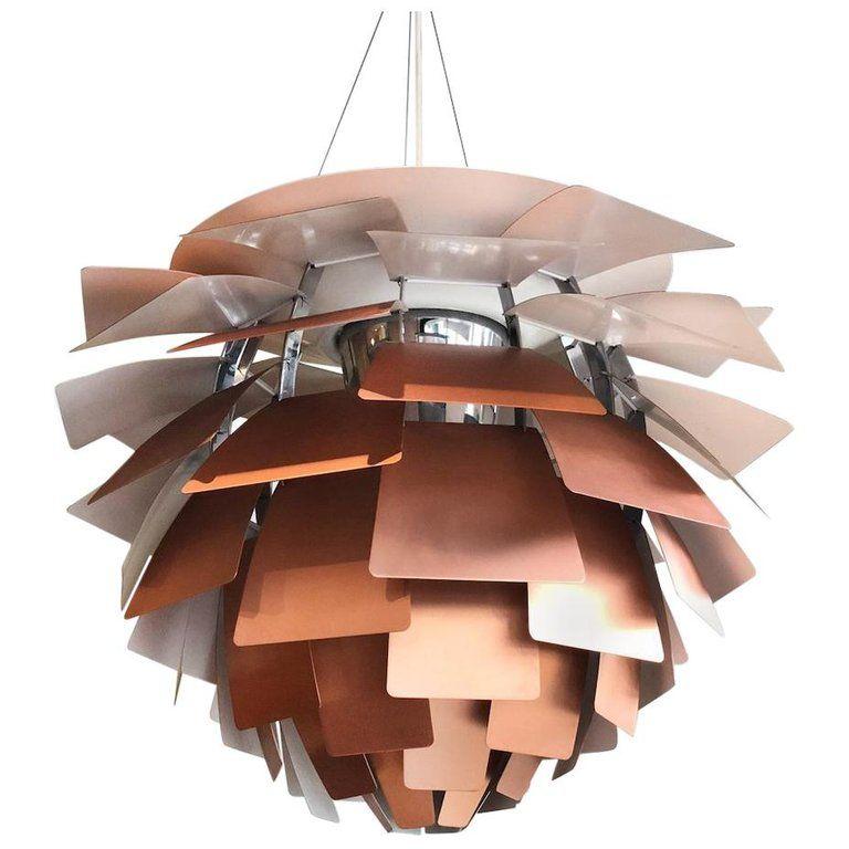 Photo of Poul Henningsen Artichoke Lamp, Louis Poulsen, Denmark