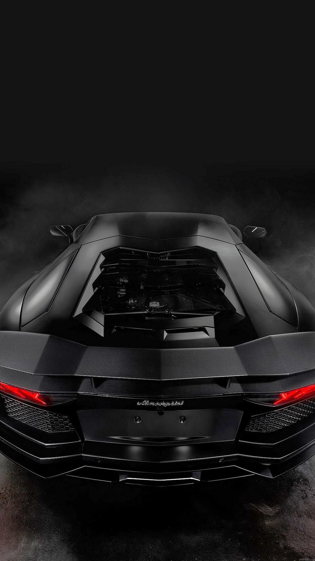 Tuned cars, sports cars and supercars for the screensaver of the screen of your computer, phone or tablet. Black Theme Car Wallpaper