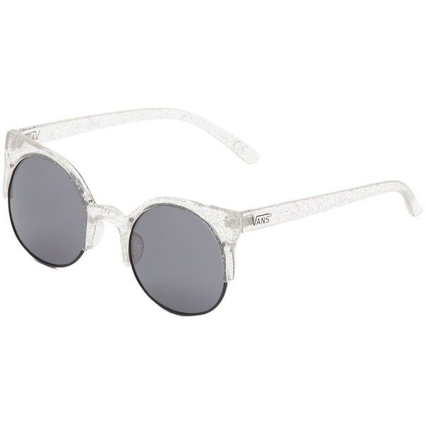 78a84516b3a89 Vans Halls Woods Sunglasses ( 14) ❤ liked on Polyvore featuring  accessories