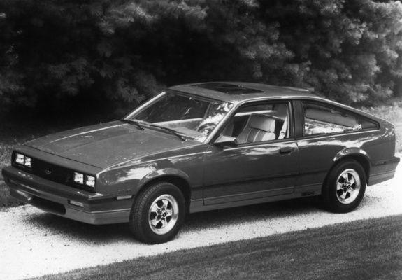 86 Cavalier Z24 Hatchback Chevrolet Cavalier Chevrolet