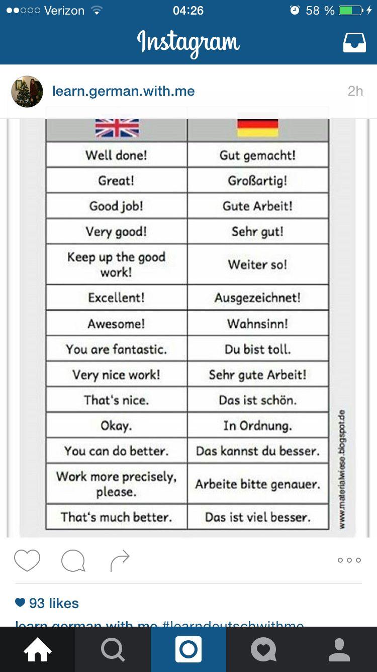 Know Deutsch