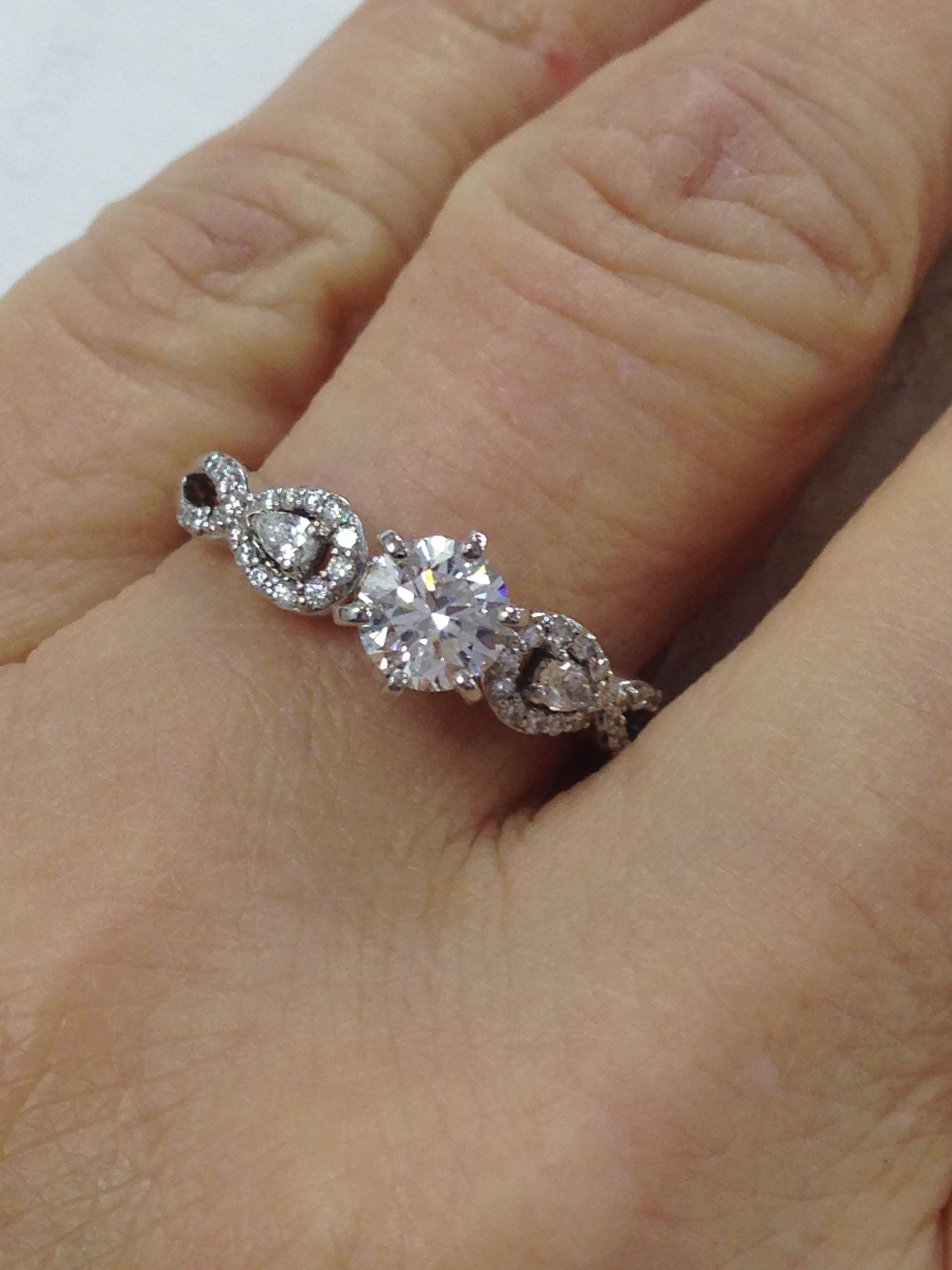My Engagement Ring From The Shane Company Louisville Ky