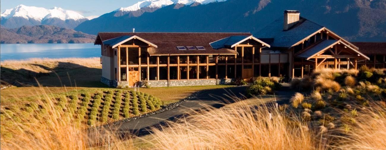 Fiordland Luxury Accommodation In Te Anau New Zealand Hotel Ord Sounds