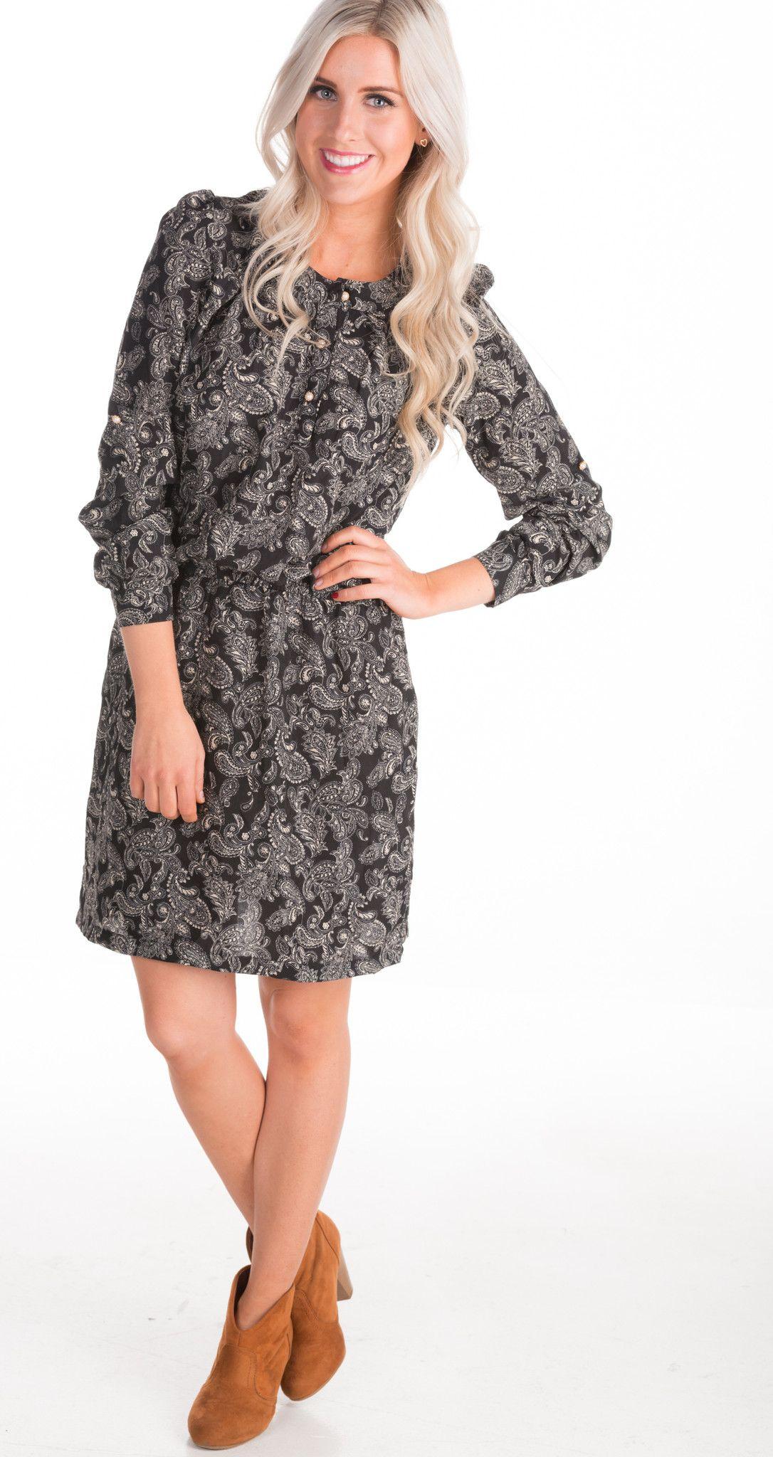 Annalee Tunic Dress | SexyModest Boutique