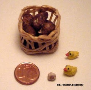 MINIs Y MÁS COSAS DE EVA: Patatas y patitos