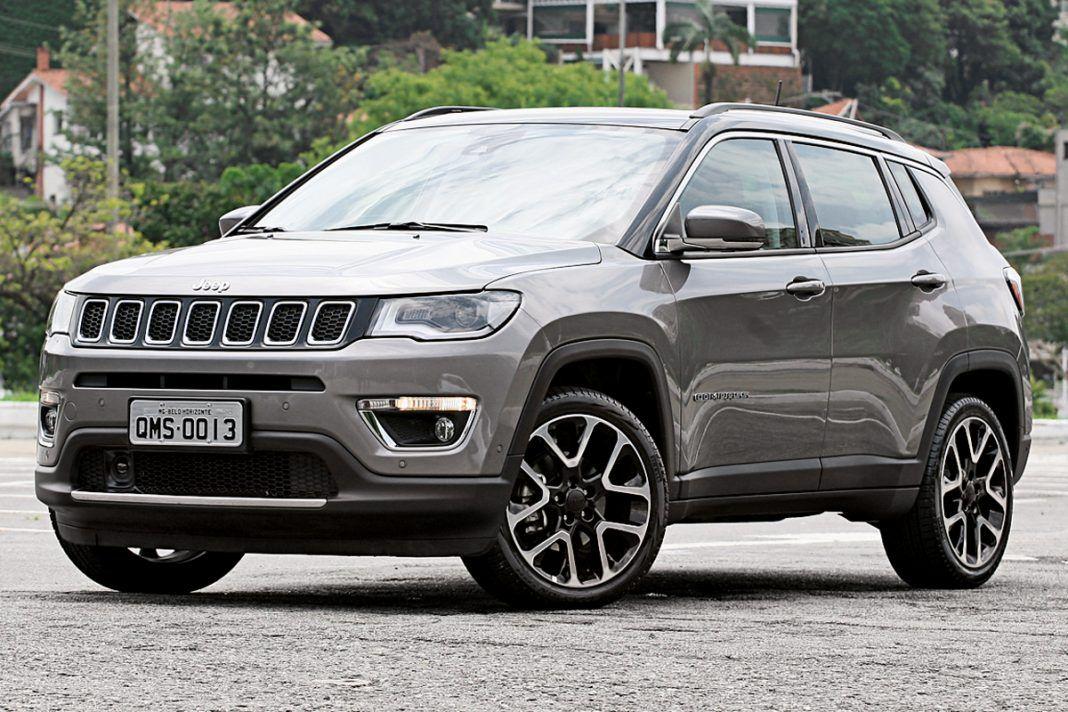 Jeep Compass Lidera Ranking Dos Suvs Mais Vendidos Em Abril