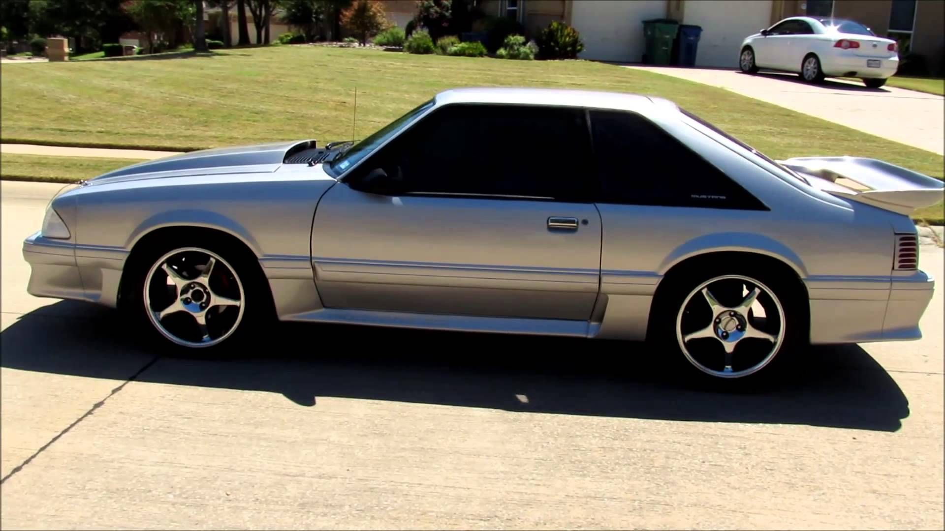1991 ford mustang gt 5 0 ho 302 ford mustang gt automatic transmission american muscle