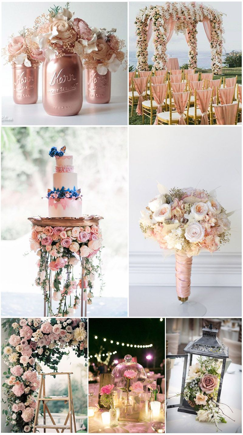 Top 10 Flowers Themed Wedding Ideas for Outdoor Ceremony | Themed ...