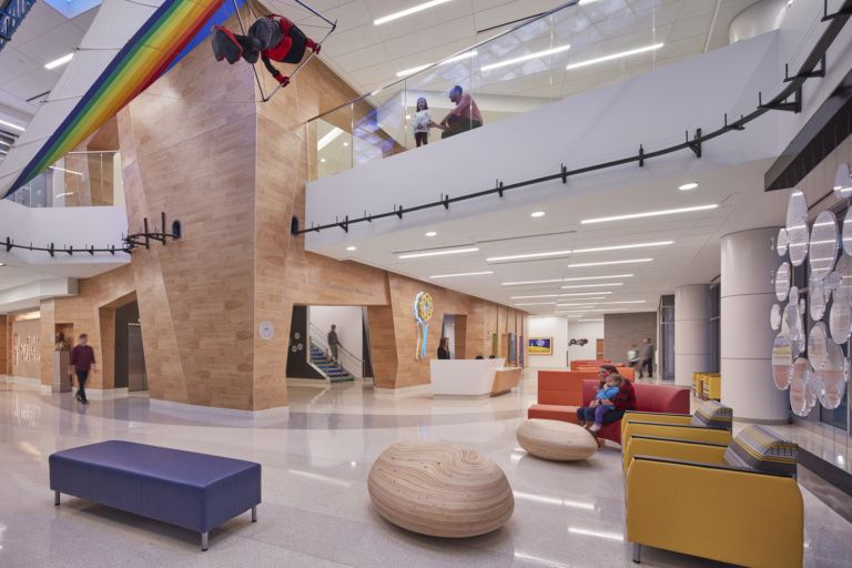 Erlanger childrens hospital outpatient center