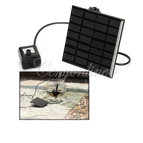 solar pumpe springbrunnen brunnen solarbrunnen f teich ebay k nnte man mal kaufen. Black Bedroom Furniture Sets. Home Design Ideas