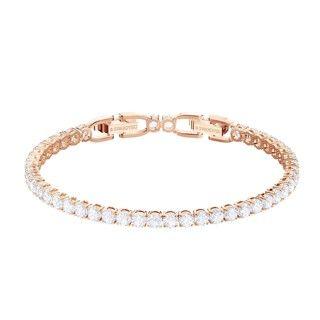 Swarovski 5464948 Tennis Rose Armband Armband Swarovski Swarovski Kristallen