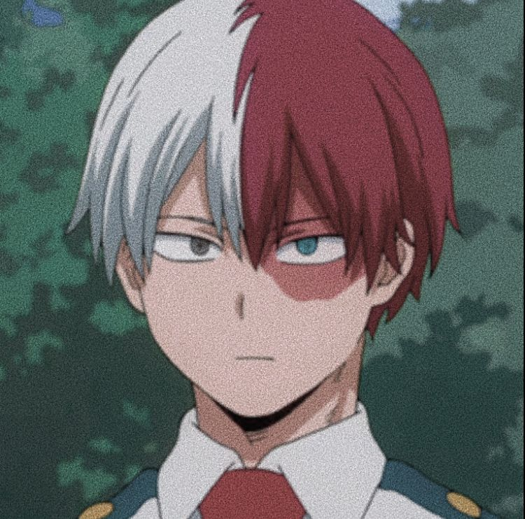 ³˘)♥ 𝓬𝓱𝓾 My hero academia shouto, Aesthetic anime, Anime