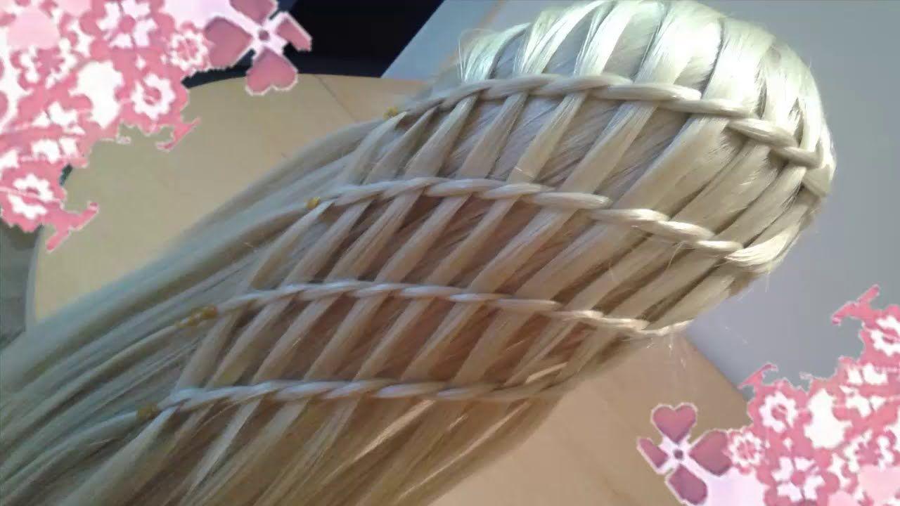 peinados para niña-s mariposa-s #4 faciles para cabello largo bonitos y ...